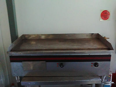 G H-I 216 Commercial Benchtop Hot Plate