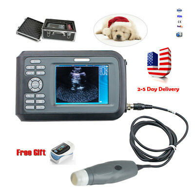 VET Veterinary portable Ultrasound Scanner Machine For cow/horse/Animal,rectal