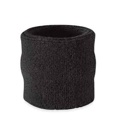 Suddora Wrist Sweatband - Athletic Cotton Terry Cloth Wristband For Sports
