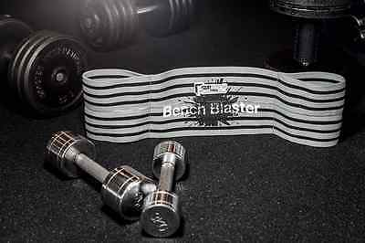 Bench Blaster - Crossfit, Weightlifting, Powerlifting, Bench Press Sling, Fitnes