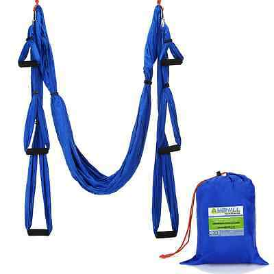 Yahill® Deluxe 2.5 Yards Elastic Decompression Inversion Therapy Anti-Gravity Y