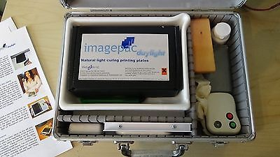 Imagepac Stampmaker Kit - 1st Edition in Metal Case - Use your own lamp! BNIB