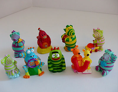 Fimbles Toy Figures
