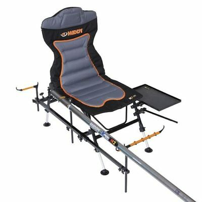 Middy Mx-100 Pole/feeder Recliner Chair Full Package - 20494