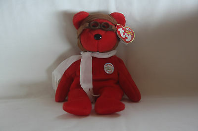 "TY Beanie Babies ""Bearon"" the Bear NEW"