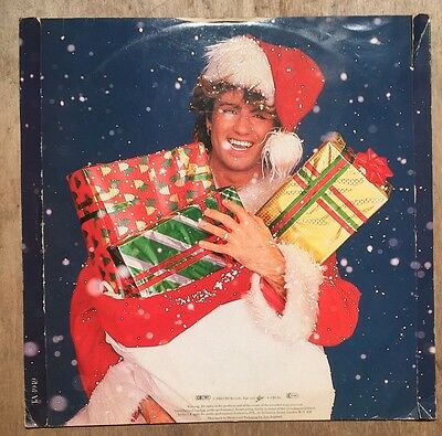 "George Michael Paul McCartney Last Christmas TA4949 12"" Vinyl"