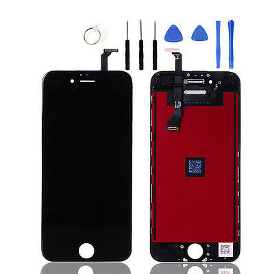 """Replacement For iPhone 6 LCD 4.7"""" Display Touch Screen Digitizer Assembly Black"""