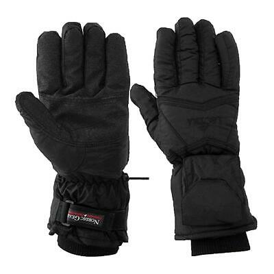 Lectra Glove Electric Battery Heated Gloves, Black