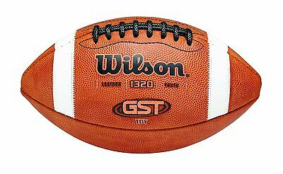 Wilson Wtf1320 Gst Youth Leather   Football