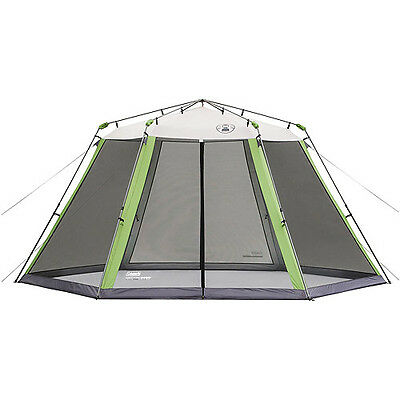 Coleman 15' x 13' Straight Leg Instant  Shelter (195 sq. ft Coverage)