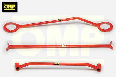 Omp Strut Brace Combo 3 Set For Ford Fiesta Mk4 Zetec
