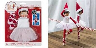 Elf on the Shelf® Claus Couture Collection TWINKLE TOES TUTU NIP