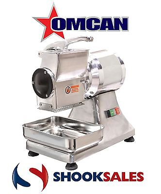 Omcan 23991 Economic Commercial Restaurant Electric  CHEESE GRATER