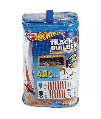 Hot Wheels Track Builder System Track Pack Free Shipping