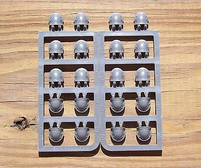 HH Burning Prospero Space Marines Mark III Tactical Shoulder Pads Bits 10 pairs