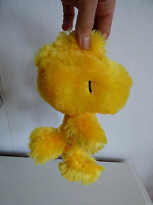 Woodstock, Peanuts, Charlie Brown, Snoopy, soft toy, 24cm high, VGC!