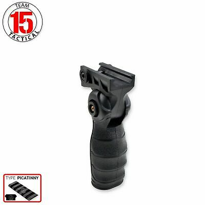 Folding Foregrip Vertical Forward Fore Hand Grip For Picatinny Rail - US SELLER