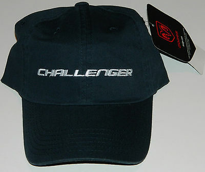 Dodge Challenger Hat Baseball Cap Adjustable Officially Licensed *NEW* NWT