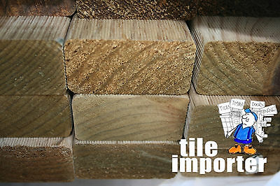 Pack Lot - 90 x 45 x 6.0m F7 Structual Treated Pine - 55pcs $3.60 per metre