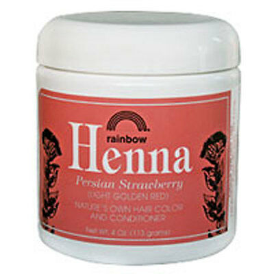 Henna PERSIAN STRAWBERRY, 4 OZ by Rainbow Research