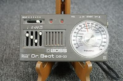 Boss Dr. Beat #DB-33 Metronome/Syncopation/Beat Tool