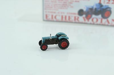 Wespe Models EICHER WOTAN Agricultural Tractor  Z Scale 1:220