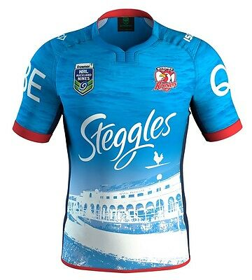 Roosters NRL 2017 ISC Auckland Nines 9s Jersey Adults & Kids! IN STOCK TO SHIP!!