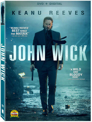 John Wick [New DVD]