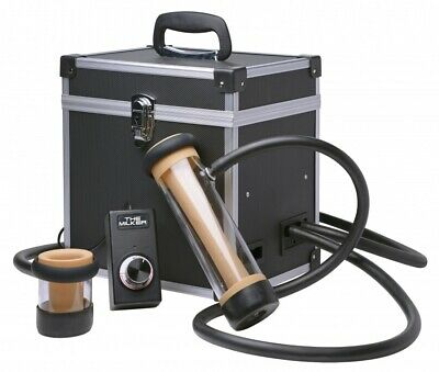 Mungitrice per piacere del Uomo The Milker Dual Cylinder Deluxe Мастурбатор Love