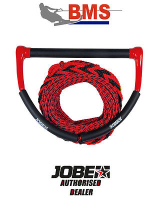 Jobe Wakeboard Rope Wake Combo Prime Red 55ft Mainline