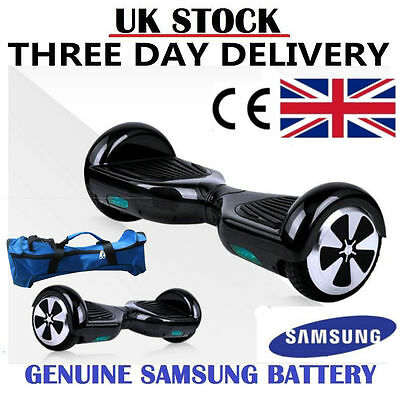 Brand New 2 Wheels Electric Self Balance Scooter Sumsung  lithium battery **UK**