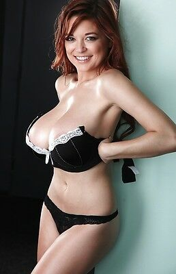photo 10*15cm 4x6 INCH  TESSA FOWLER  PLAYMATE PENTHOUSE