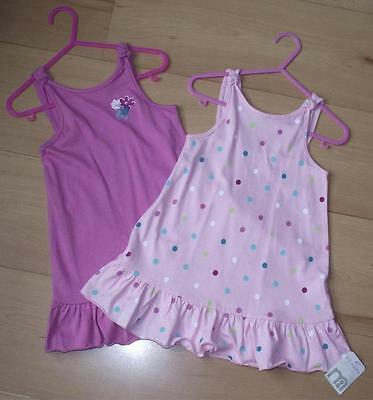 BNWT Baby Girls Clothes 9-12 Months MOTHERCARE Pink 2x Summer Dresses Bundle