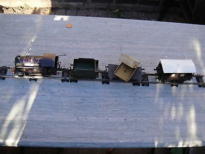 O Gauge 4 Part Train Display And Track