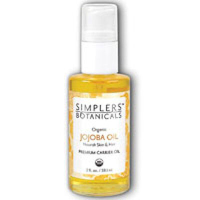 Organic Jojoba Oil 1 oz by Simplers Botanicals