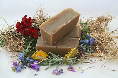 Neem oil solid shampoo for horses mud fever/sweet itch/skin sores,repels insects