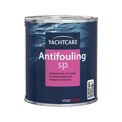 19,20€/l // Antifouling Eco SP selbstpolierend // Yachtcare // 750ml // rot