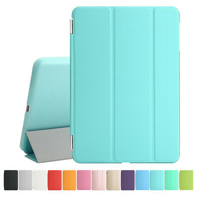 Hybrid Smart Cover Stand Hard Case for iPad Mini 1234/iPad 2 3 4/iPad Air Retina