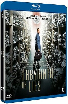 Labyrinth of Lies / Im Labyrinth des Schweigens Blu Ray (Region B)