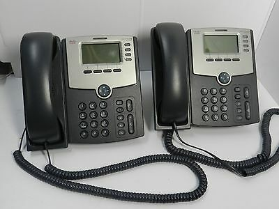 Cisco 4 Line IP Phone SPA504G. used in good condition, sold as working condition
