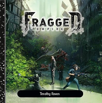 Fragged Empire: Soundtrack by Timothy Roven