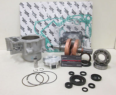 Yamaha Yz 450F Engine Rebuild Kit, Crankshaft, Piston, Cylinder 2010-2013