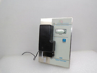 Humonics Model 1000 Digital Liquid Flowmeter #004677