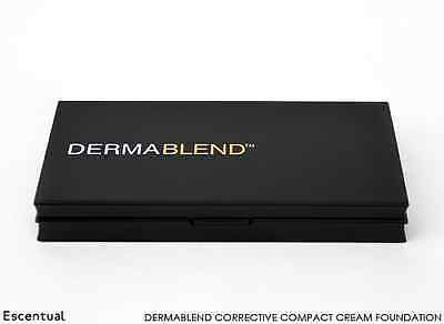 Vichy Dermablend Compact Corrective Cream Foundation SPF30 SAND  GENUINE & NEW