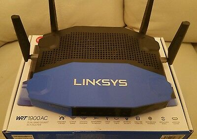 Linksys WRT1900AC 1900 Mbps Wireless AC Router