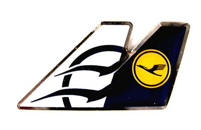 AIRLINE Pin / Pins - LUFTHANSA DOPPELLOGO / AEGAN AIRLINES A3 [1153]