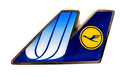AIRLINE Pin / Pins - LUFTHANSA DOPPELLOGO / UNITED AIRLINES ab 2006 [1151]