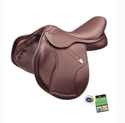 Selle De Dressage BATES ELEVATION Cuir Lux Deep Seat 4.Taille 44/17/1/2.Neuf100%