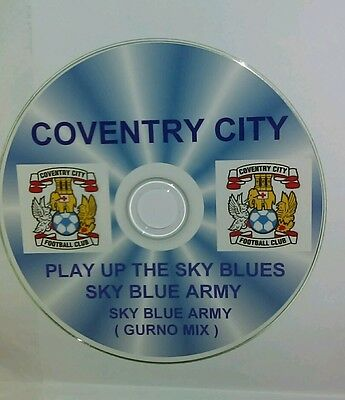 Coventry   City Football Songs   On Cd