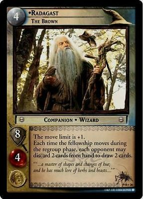 LOTR TCG - Radagast The Brown (Foil) 9R+26